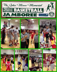 John Mann Memorial Basketball Jamboree